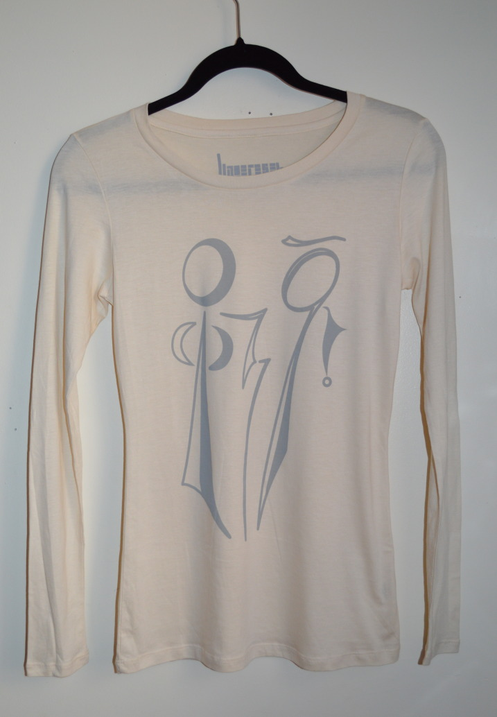 Konjo Cream Long Sleeve Womens