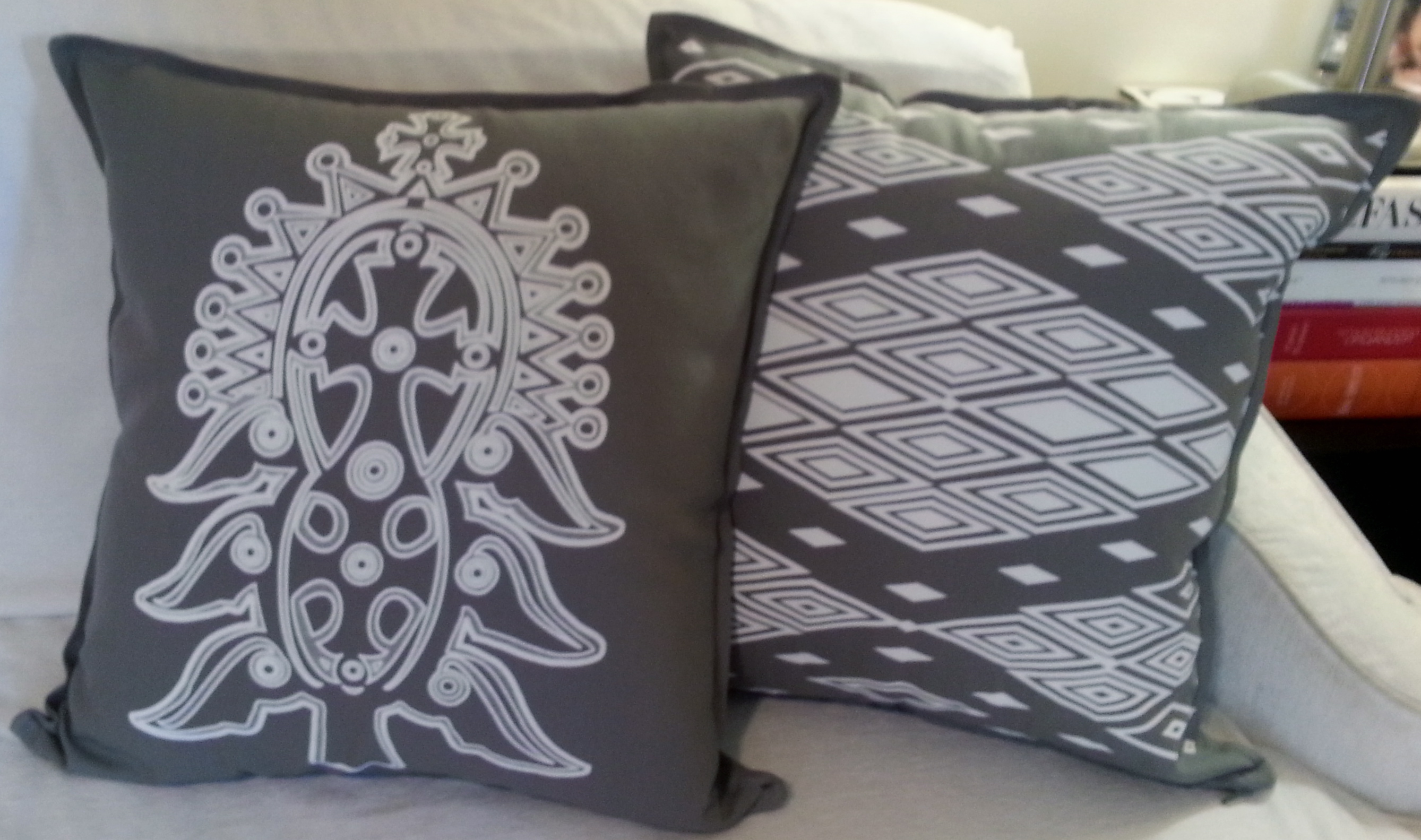 Lalibela Cross Decorative Pillow Cover